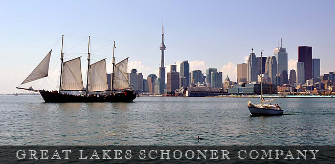 Toronto Dinner Cruises - The Great Lakes Schooner Company