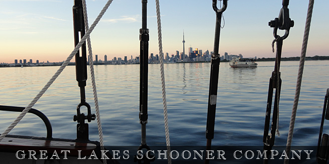 Toronto Cruise Eduacational Program - The Great Lakes Schooner Company