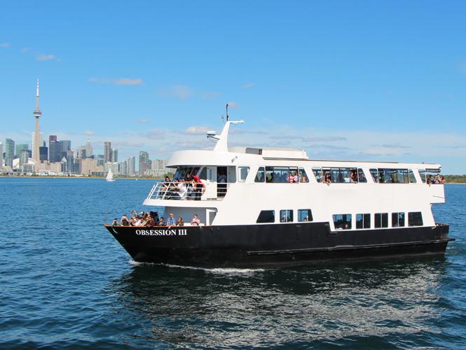 Toronto Dinner Cruise Tours