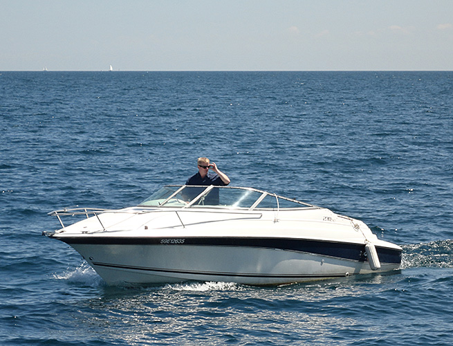 Toronto Boat Rental: Top Shelf